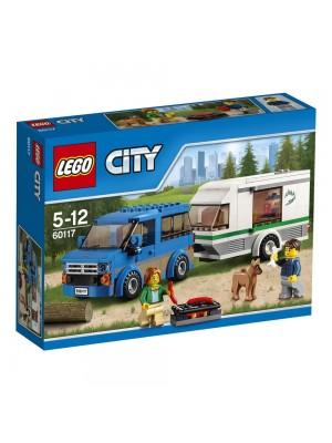 LEGO 60117 City Great Vehicles 露營車 5702015594783