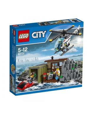 LEGO 60131 City Police 壞蛋島 5702015594929