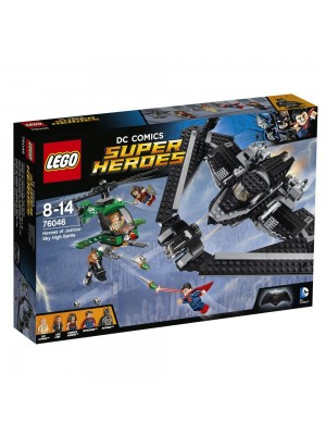 LEGO 76046 Super Heroes Heroes of Justice: Sky High Battle 5702015597593