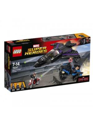 LEGO 76047 Black Panther Pursuit 5702015597609