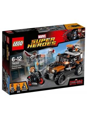 LEGO 76050 Crossbones' Hazard Heist 5702015597630