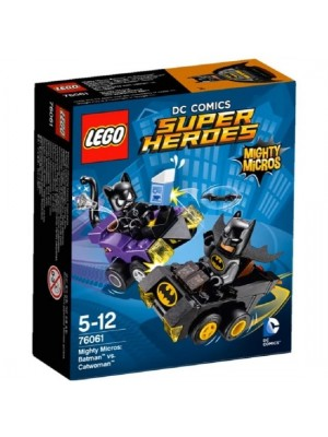 LEGO 76061 威力車戰:蝙蝠俠對戰貓女 5702015597746
