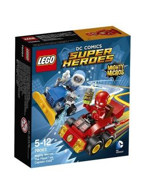 LEGO 76063 威力車戰:閃電俠對戰冰凍隊長 5702015597760