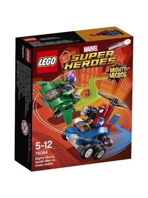 LEGO 76064 威力車戰:蜘蛛俠對戰綠惡魔 5702015597777