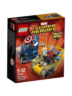 LEGO 76065 威力車戰:美國隊長對戰紅骷髏 5702015597784