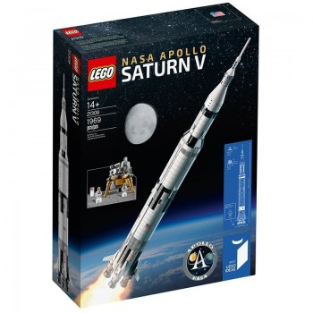 21309 LEGO NASA APOLLO SATURN V