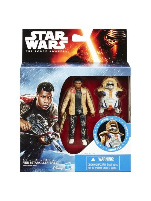 Star Wars The Force Awakens Finn (3.75-Inch Figure)
