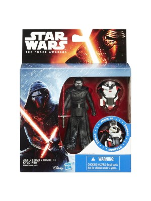 Star Wars The Force Awakens Kylo Ren (3.75-Inch Figure)
