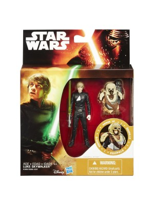 Star Wars The Force Awakens Luke Skywalker (3.75-Inch Figure)