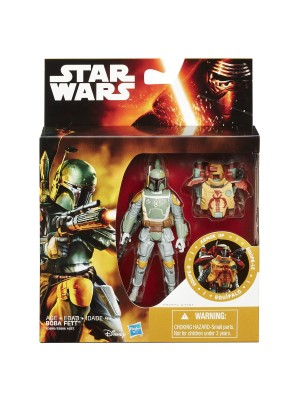 Star Wars The Force Awakens Boba Fett (3.75-Inch Figure)