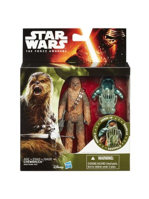 Star Wars The Force Awakens Chewbacca (3.75-Inch Figure)