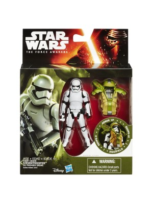Star Wars The Force Awakens Stormtrooper (3.75-Inch Figure)