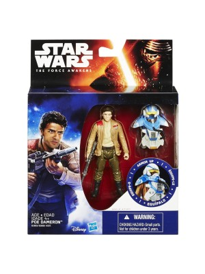 Star Wars The Force Awakens Poe Dameron (3.75-Inch Figure)