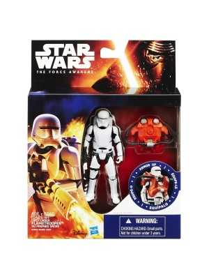 Star Wars The Force Awakens Flametrooper (3.75-Inch Figure)