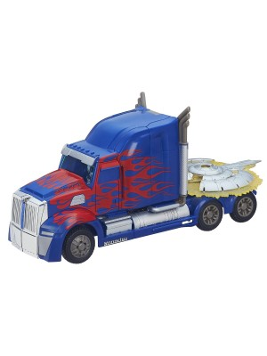 Transformers Age of Extinction First Edition Optimus Prime 653569923213