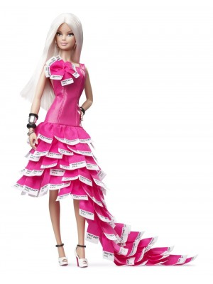 Barbie Collector Pink in Pantone Doll