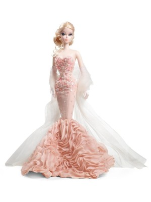 Barbie Collector BFMC Mermaid Gown Barbie Doll