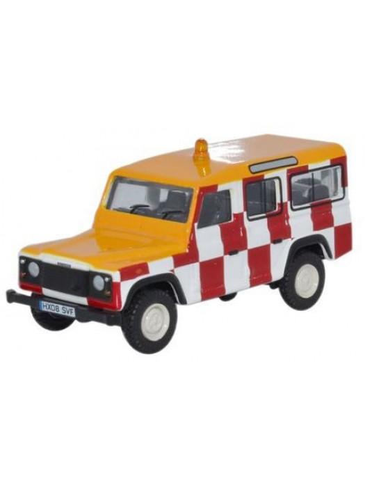 76DEF010 Land Rover Defender Station Wagon RAF Northolt