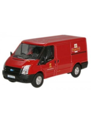 76FT002 Royal Mail New Ford Transit Van(L.Roof)