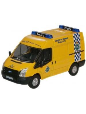 76FT004 Merseyside Police Mobile Camera Ford Transit