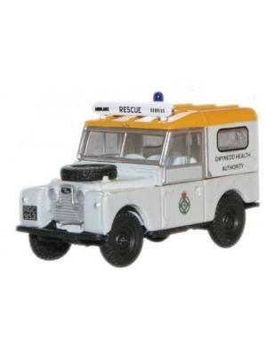 76LAN188016 Land Rover Gwynedd Health