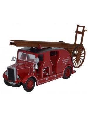 76LC002 Leyland Cub FK7 City of Canterbury Fire Brigade