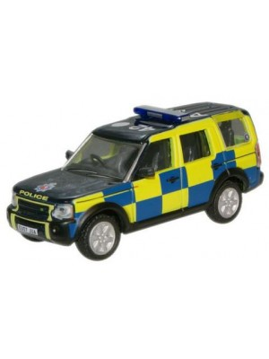 76LRD001 Essex Police Land Rover Discovery