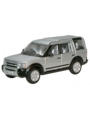 76LRD002 Zermatt Silver Land Rover Discovery