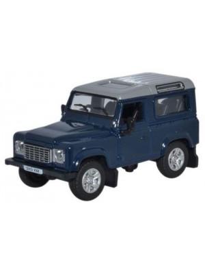 76LRDF002 Land Rover Defender 2013 Tamar Blue