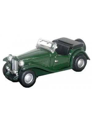 76MGTC001 MG TC Racing Green