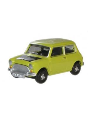 76MN005 Classic Mini Lime Green
