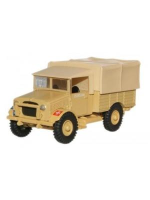 76MWD002 British Army Desert Bedford MWD