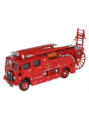 76REG001 London Fire AEC Regent III - 1:76 Scale