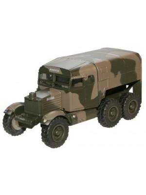 76SP004 Royal Artillery 1st Army Pioneer Artillery Tractor