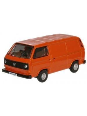 76T25004 Brilliant Orange VW T25 Van