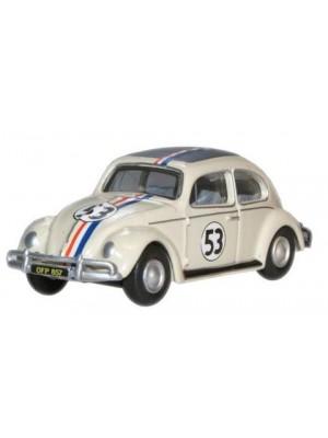 76VWB001 Pearl White (Herbie) VW Beetle