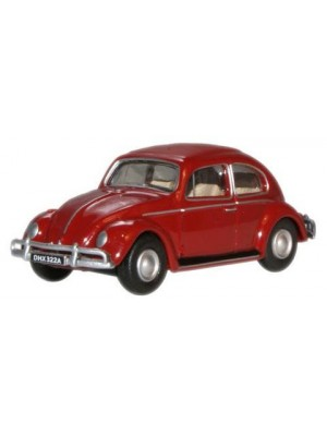 76VWB002 Ruby Red VW Beetle