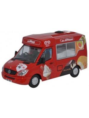 76WM001 Walls Ice Cream Whitby Mondial Ice Cream Van