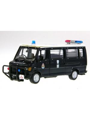 1:43 合金汽車模型 香港機動部隊(PTU)警車