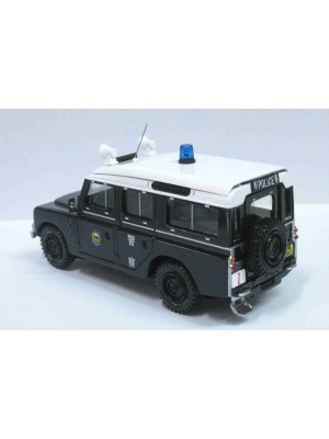 """1:36 合金汽車模型 Land Rover 109""""香港警車"""