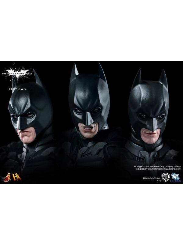 DX12 The Dark Knight Rises Batman Bruce Wayne DX version 4897011174662