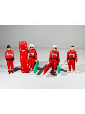 香港之光!世界級賽車救護隊 1:64