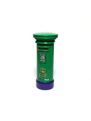 香港合金模型系列 HH021 香港郵政 - 綠郵箱Green Post Boxes
