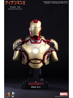 HTB11 1/4 Iron Man Mark XLII Bust 4897011174990