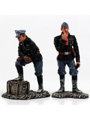 合金模型系列 Metal Figure Collection-LUFT005B