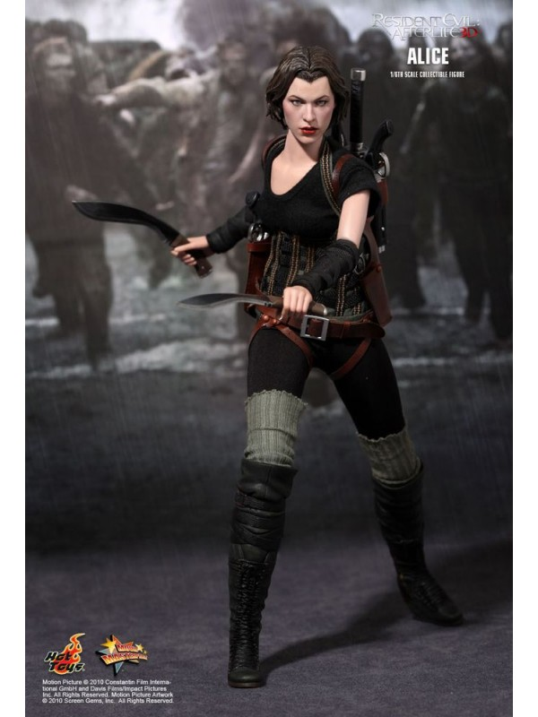 MMS139 Alice Resident Evil Mila Jovavich Afterlife 4897011173658