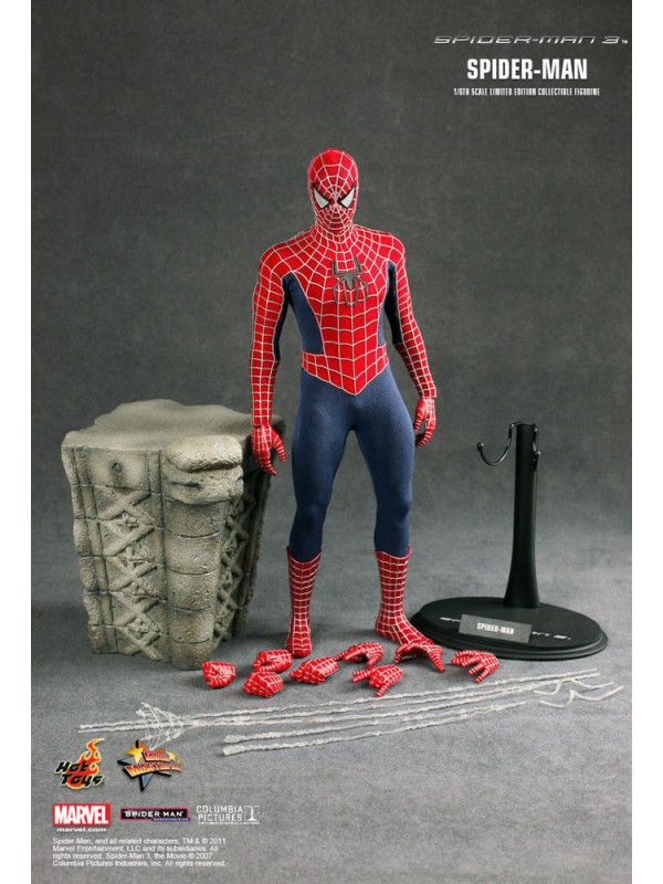 MMS143 1/6 Spiderman 3 Spiderman 4897011173719