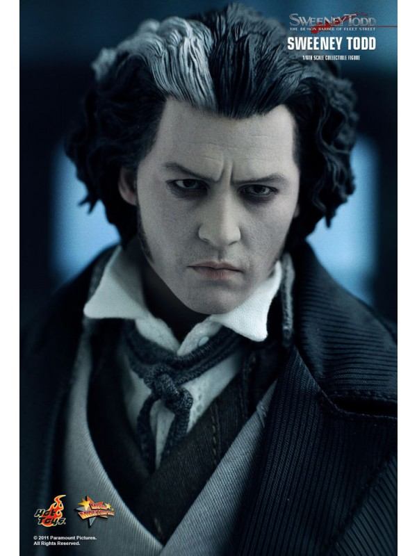 MMS149 1/6 Scale The Demon Barber of Fleet Street Sweeney Todd 4897011173924
