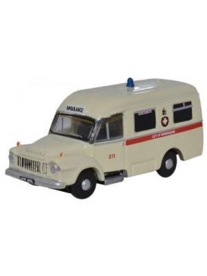 NBED002 Birmingham Bedford Lomas Ambulance