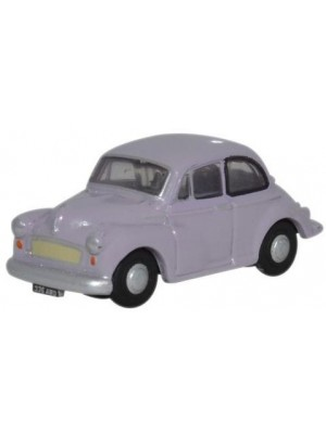 NMOS001 Morris Minor Saloon Lilac